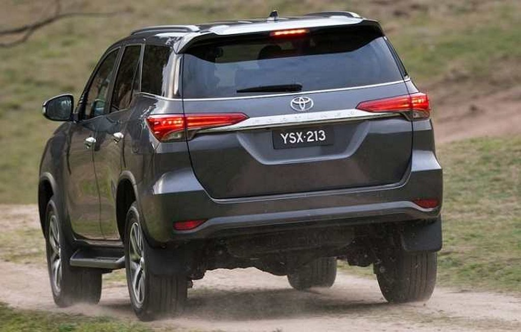toyota fortuner india price specs pics mileage features