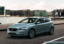 2016 Volvo V40 and V40 Cross Country Facelifts Revealed 1