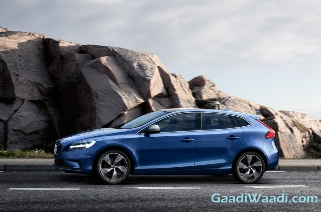 2016 Volvo V40 and V40 Cross Country Facelifts Revealed