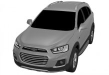 2017 Chevrolet Captiva Patent Images Leaked (2)