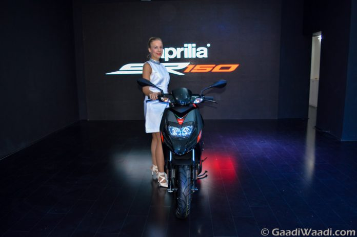 Aprilia SR150-2