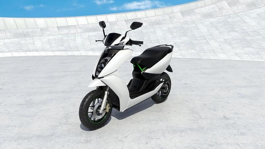 Ather Energy S340 Electric Scooter Introduced