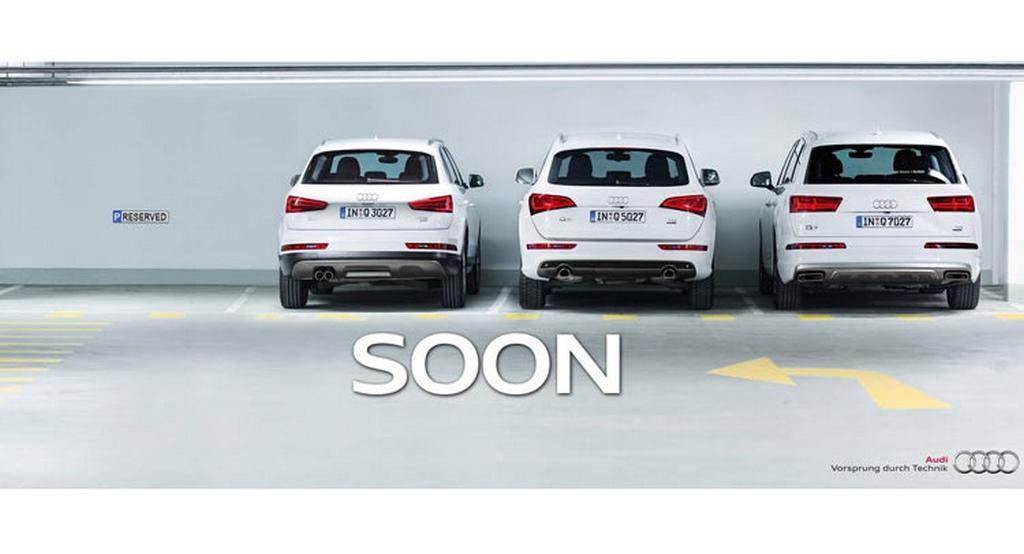 Audi Q2 Crossover Teased Ahead of Geneva Motor Show Reveal