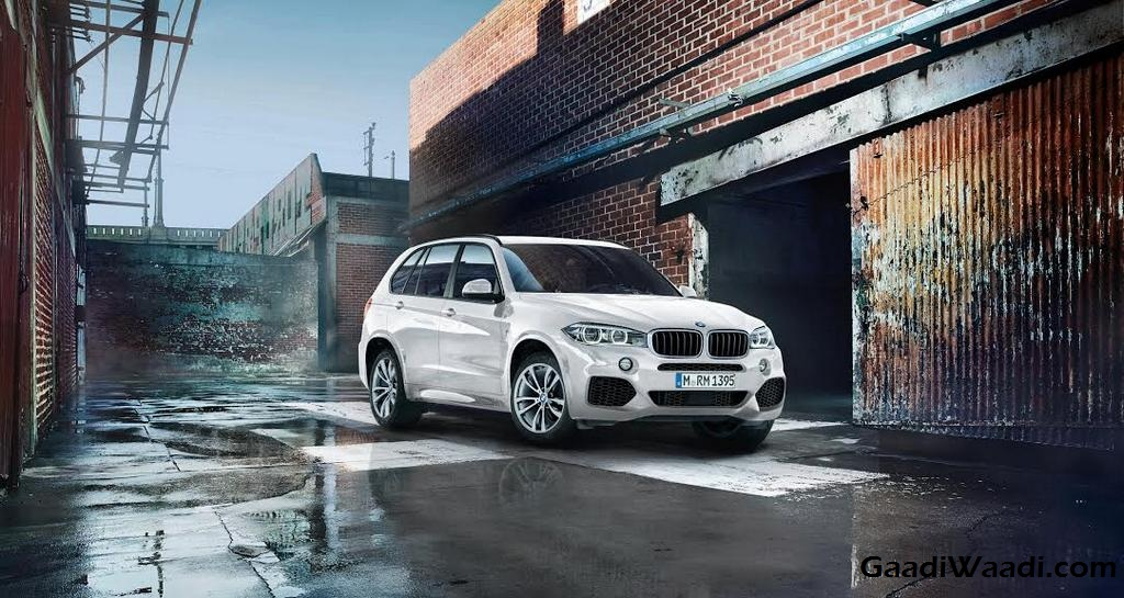 BMW X5 xDrive30d M Sport launched in India