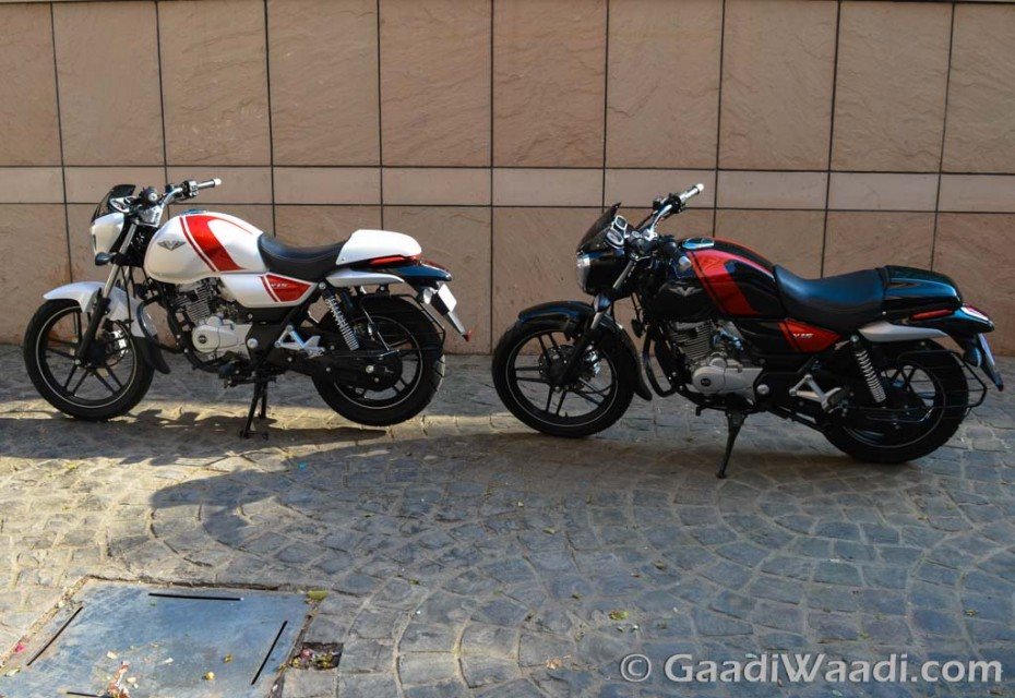 Bajaj V15 Photos-26