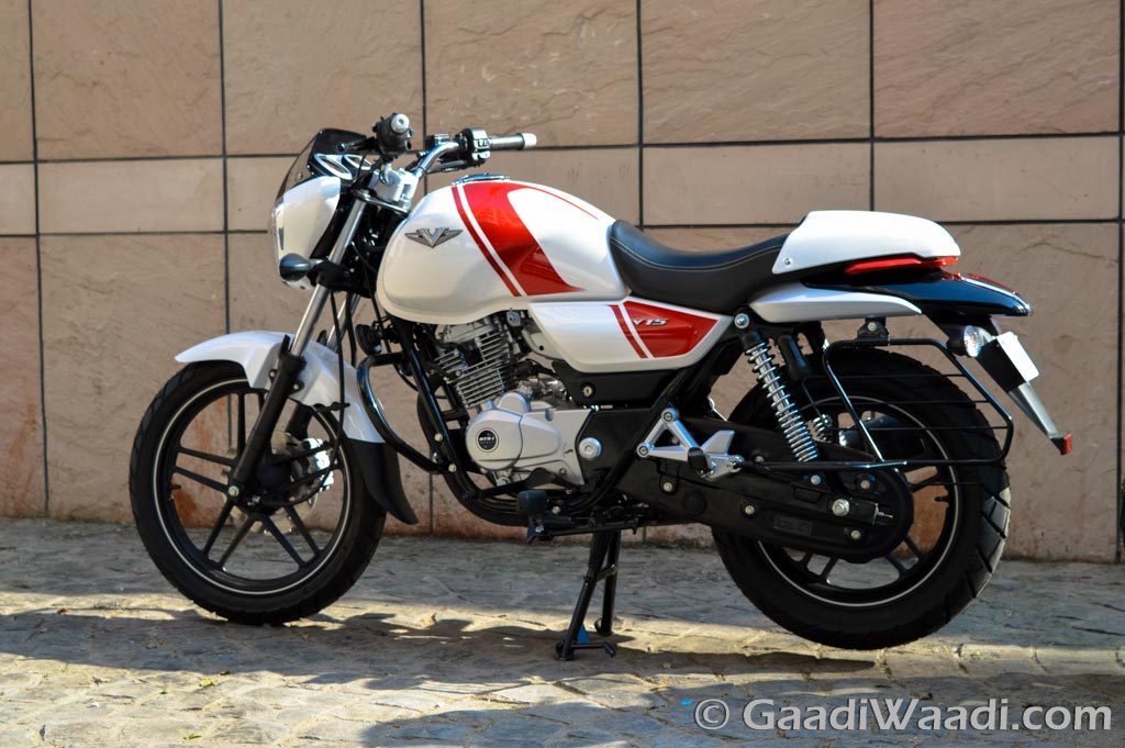 Bajaj V15 Photos-28