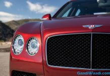 Bentley Flying Spur V8 S (6)