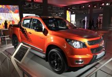 Chevrolet Colorado Pickup_