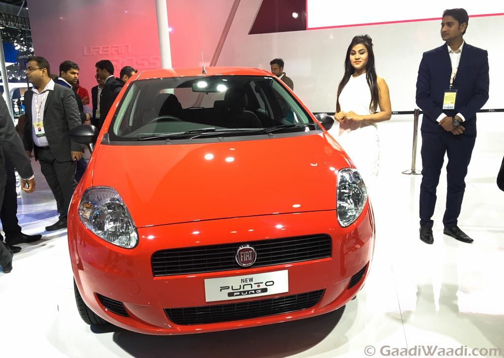 Fiat Punto Pure launched-4