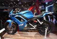 Hero HX250 production version-2