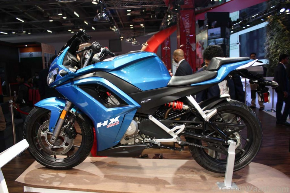 Hero HX250 production version-2