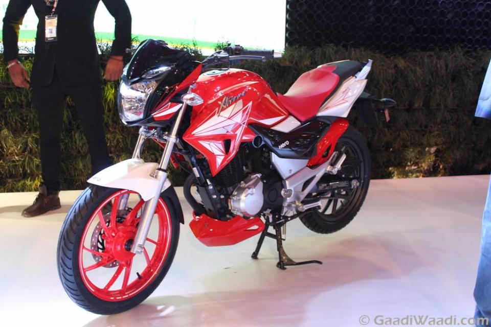 Hero Xtreme 200 S ABS