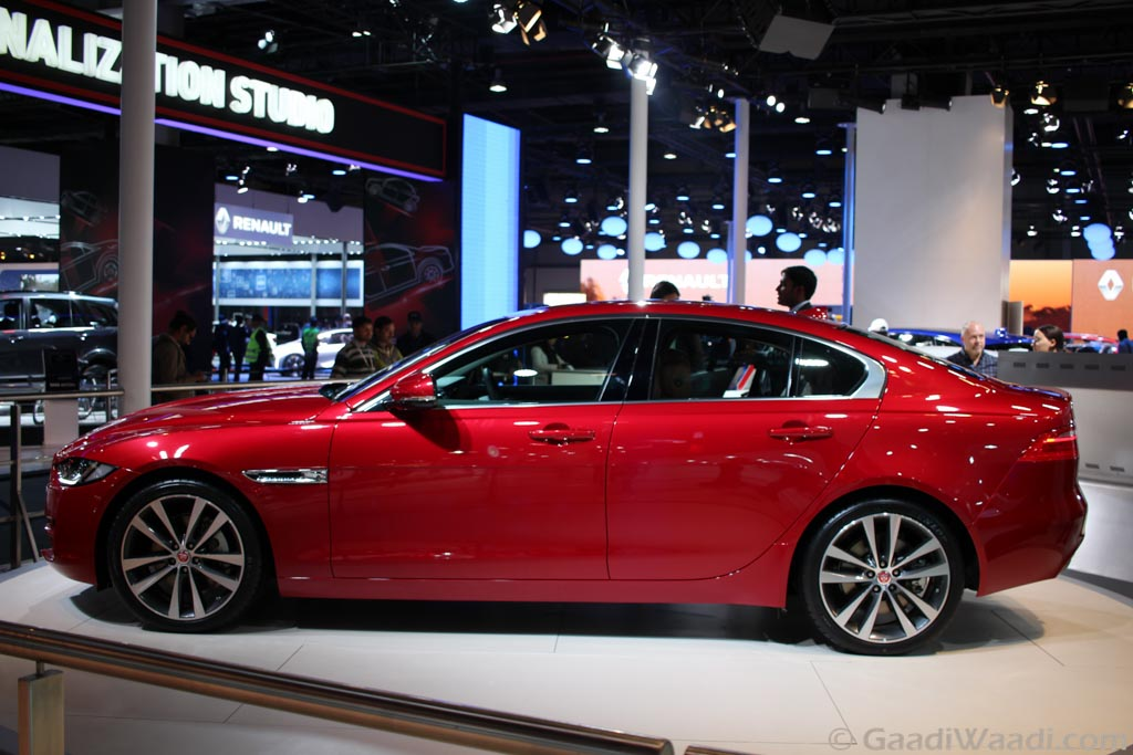 JAguar XE LAunched in India-3