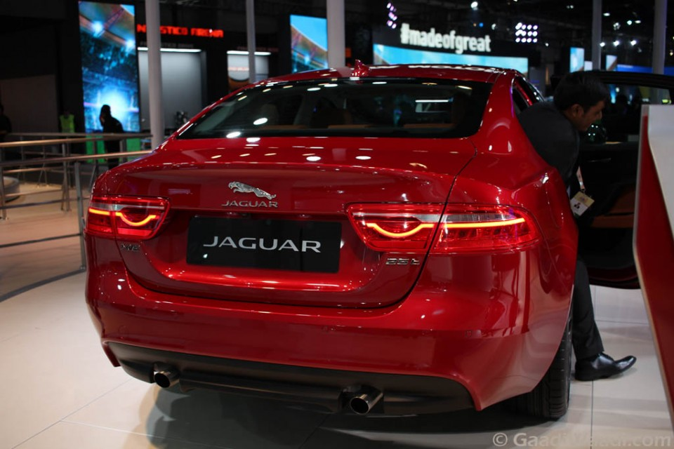 JAguar XE LAunched in India-4