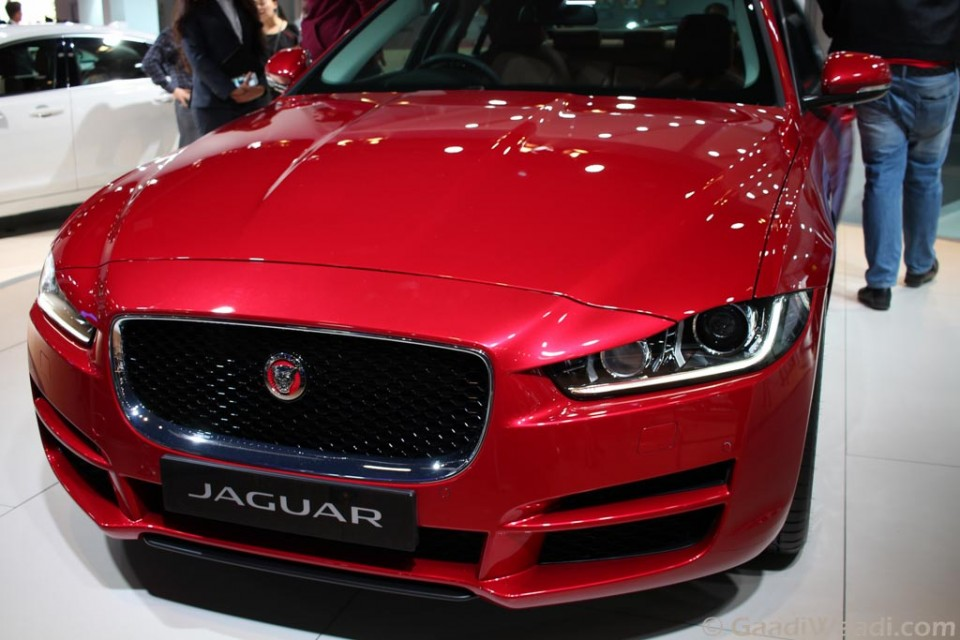 JAguar XE LAunched in India