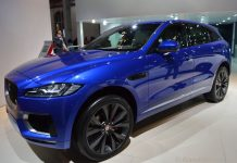 Jaguar f-Pace launched in india