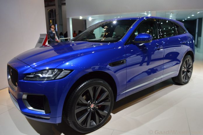 2017 Jaguar F Pace Prestige >> Jaguar F-Pace Launched in India Priced from Rs. 68.4 Lakh
