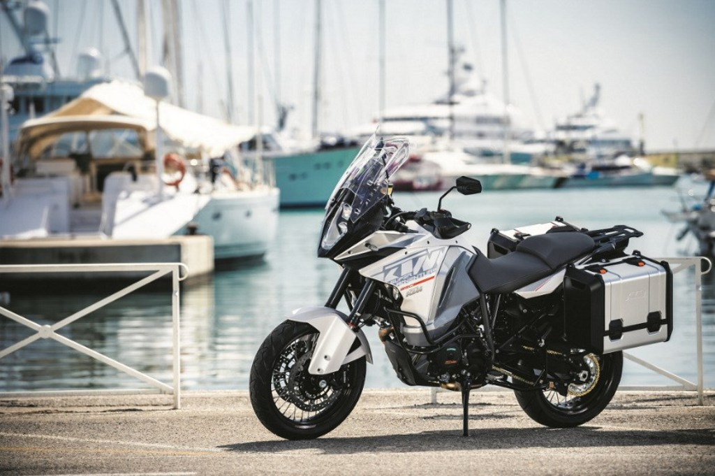 KTM 1290 Super Adventure Official