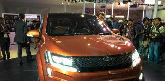 Mahindra xuv Aero concept showcased-3