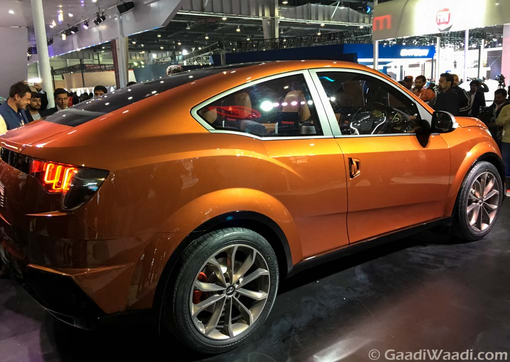 Mahindra Xuv Aero Gets Green Light For Production
