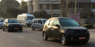 Maruti Suzuki Ignis 1.3 Diesel and 1.2 Petrol Caught Testing