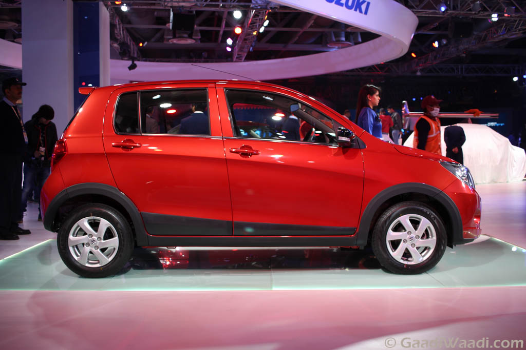 Maruti Celerio X Cross Launched In India Price Engine