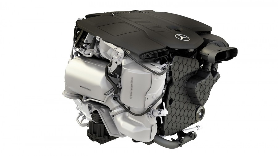 Mercedes and Renault-Nissan Preparing 1 2 and 1 4 Petrol Engines