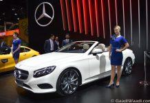 Mercedes S-class cabrio-2
