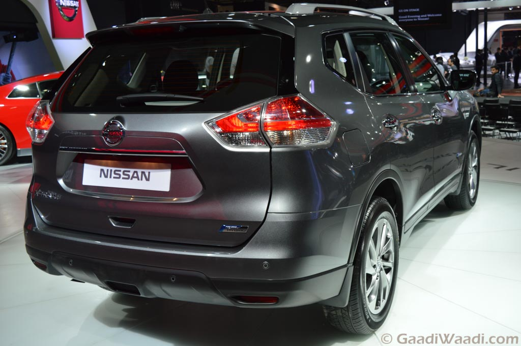 Nissan X Trail Hybrid India Launch Price Specs Features And Exterior
