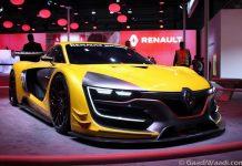 Renault RS01 Race Car Concept