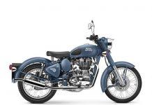 Royal Enfield Classic 500 Squadron Blue