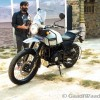 Royal Enfield himalayan launched -17-India