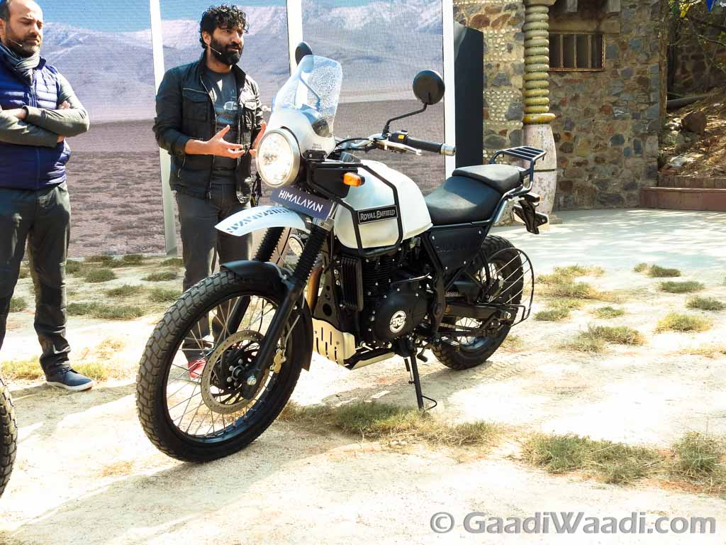 Royal Enfield Himalayan 650 Launch Price Engine Specs