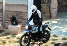 Royal Enfield himalayan launched -2-India