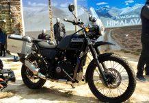 Royal Enfield himalayan launched -20-India