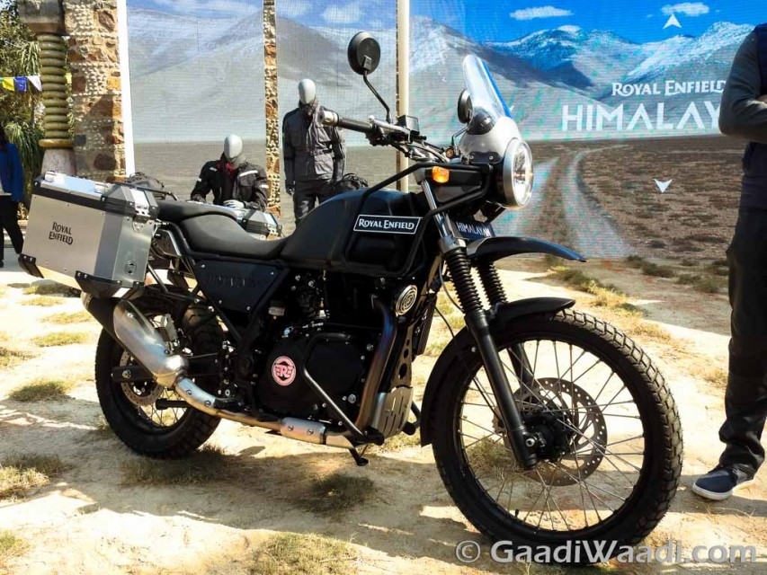 Royal Enfield Himalayan 650 Launch Price Engine Specs Features