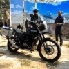 Royal Enfield himalayan launched -27-India