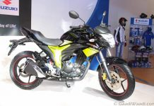 Suzuki Launches Gixxer and Gixxer SF Rear Disc-3