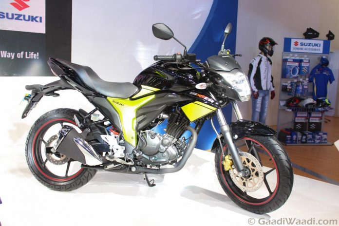 Suzuki Launches Gixxer and Gixxer SF Rear Disc-3