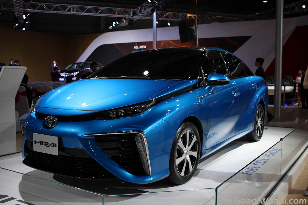 Toyota Mirai C in the Works; Could Debut in 2019