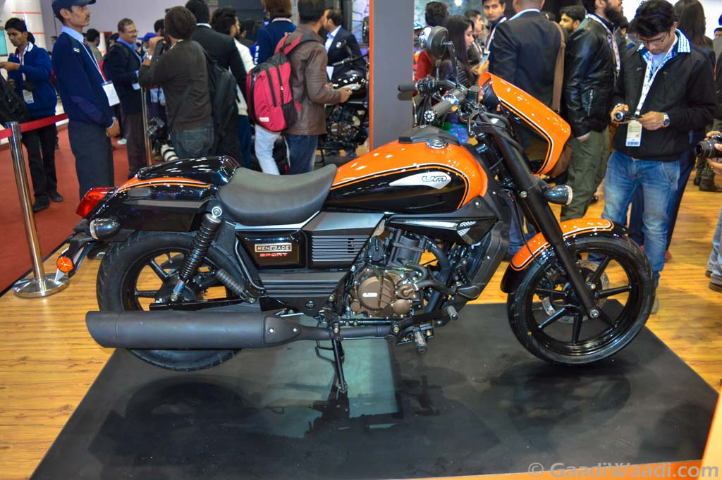 UM Renegade Sport S Launched-5