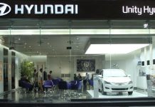 Unity Hyundai Digital Experience Outlet 2