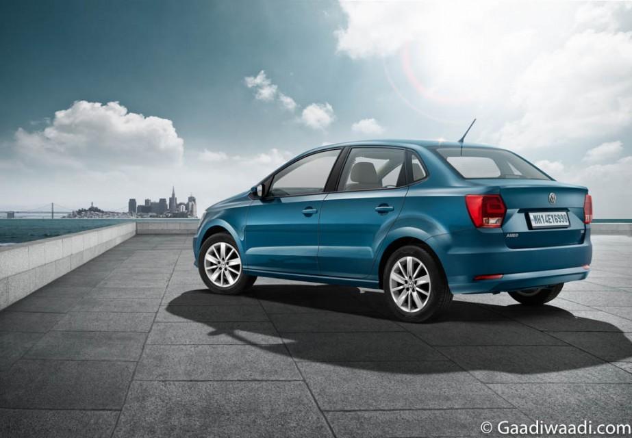 Volkswagen AMEO INDIA-14