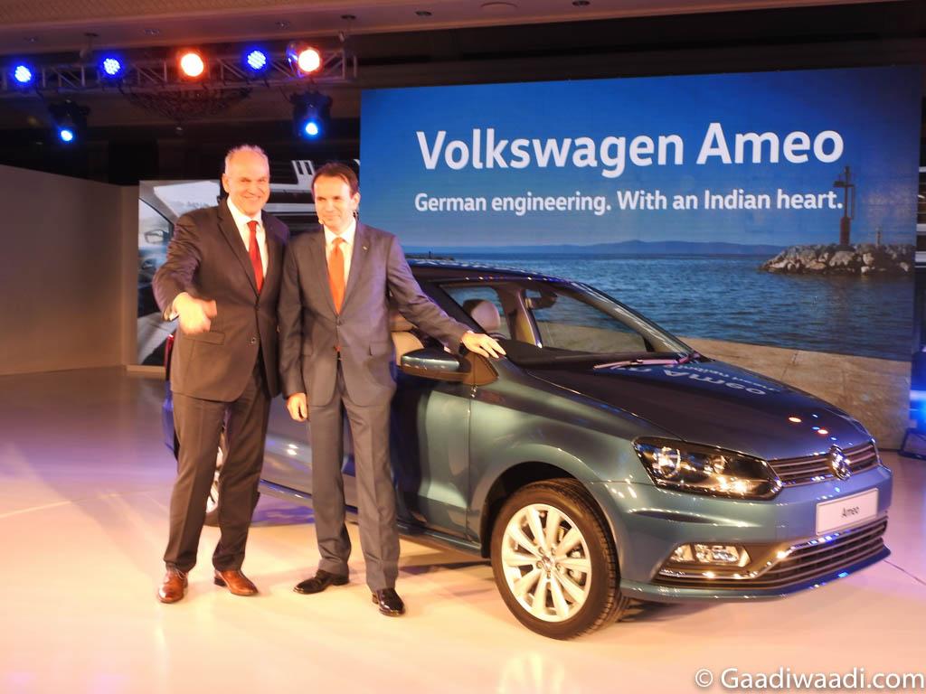 Volkswagen AMEO INDIA-17