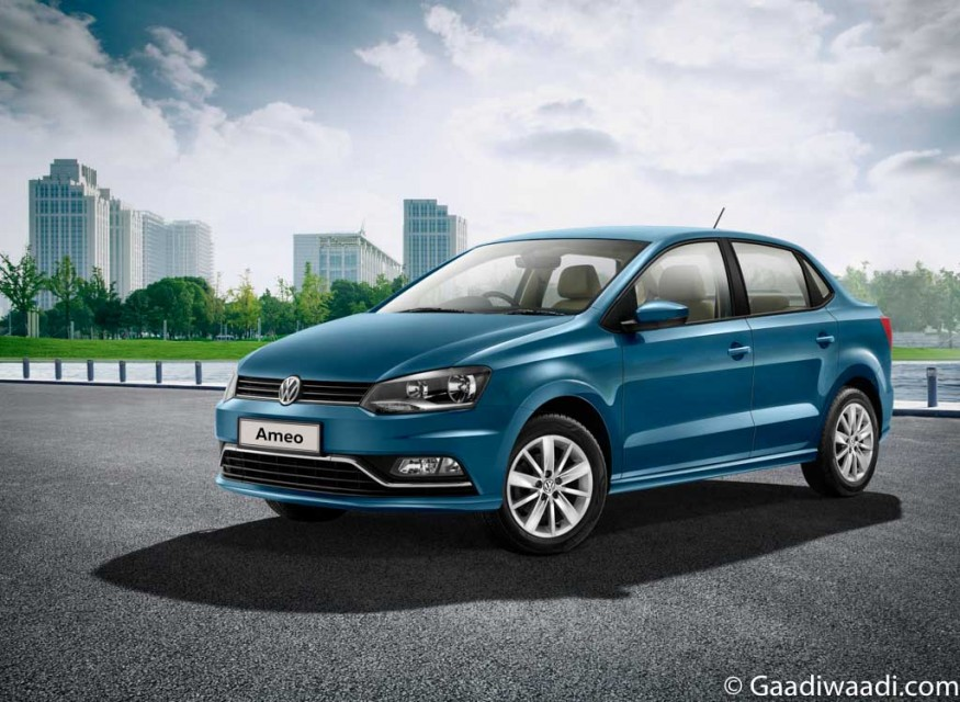 Volkswagen AMEO INDIA