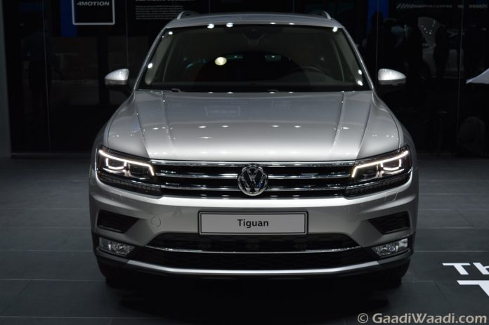 Volkswagen Tiguan Gets Best-In-Class Safety