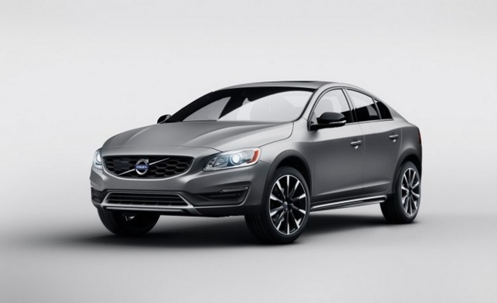 Volvo S60 Cross Country India Launch