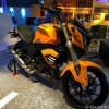 customised mojo orange