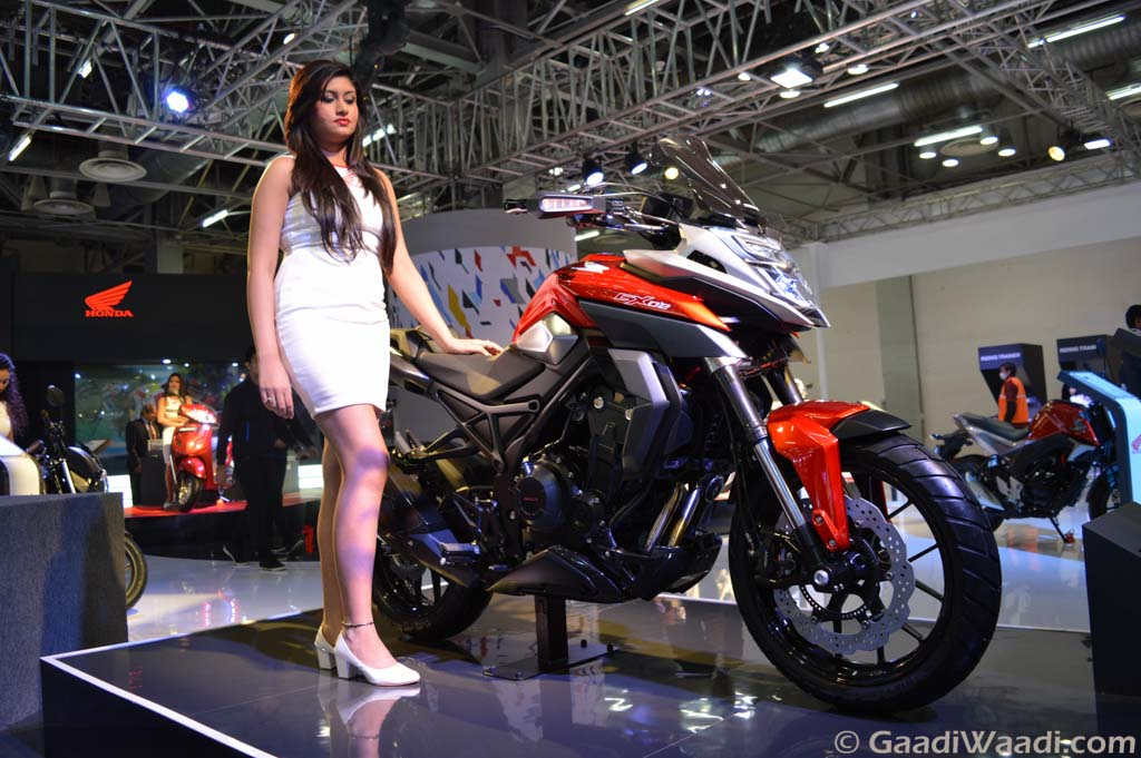 2016 Delhi Auto Expo Honda Cx 02 Concept Comes After Cx