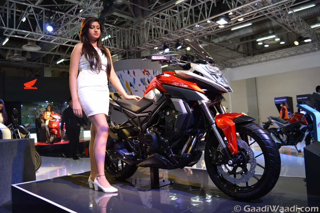 2016 Delhi Auto Expo Honda Cx 02 Concept Comes After Cx 01 Gaadiwaadi Com Latest Car News